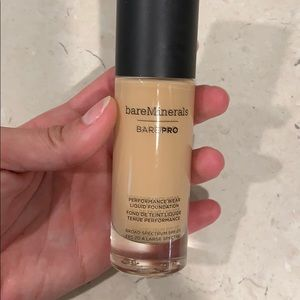 Bare Minerals Liquid Foundation - Sandstone 16